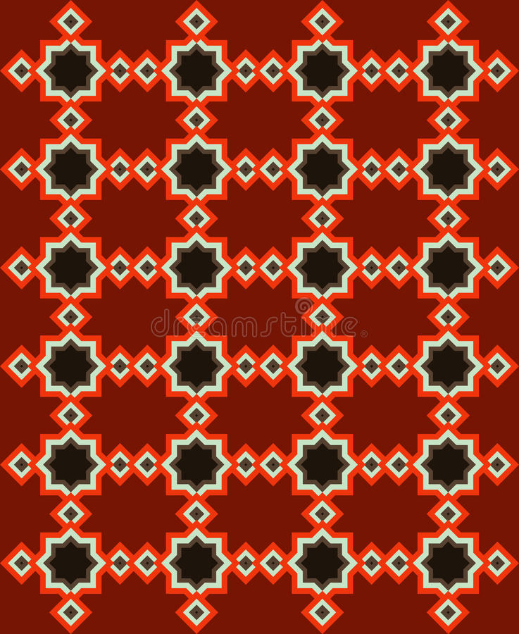 Background. Backdrop of the geometric patterns vector illustration