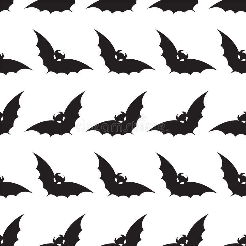 Background with bat pattern. Halloween theme. stock photos