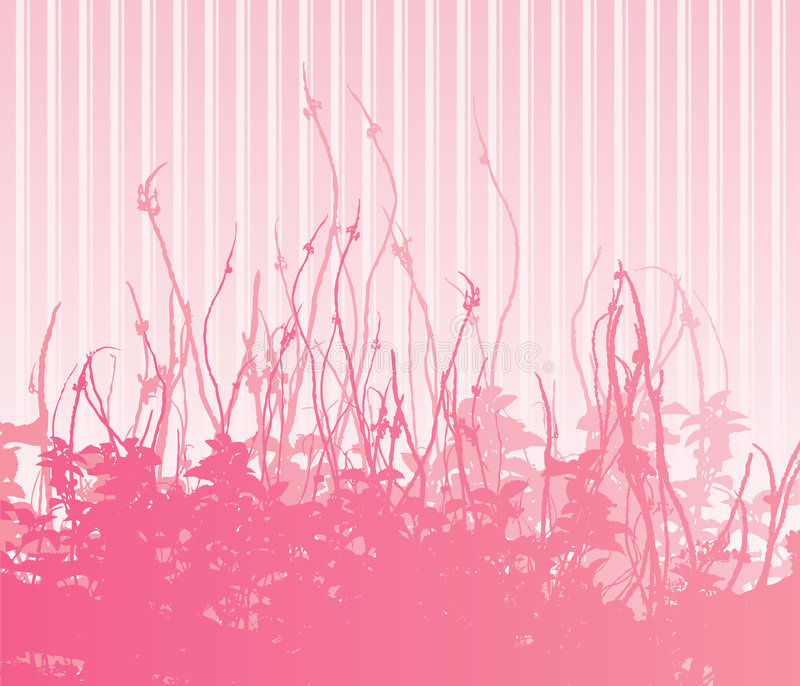 Background in Beauty vector illustration