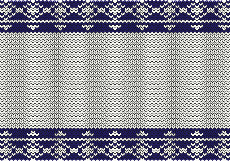 Download Background beige knitted stock vector. Illustration of blue - 26703708