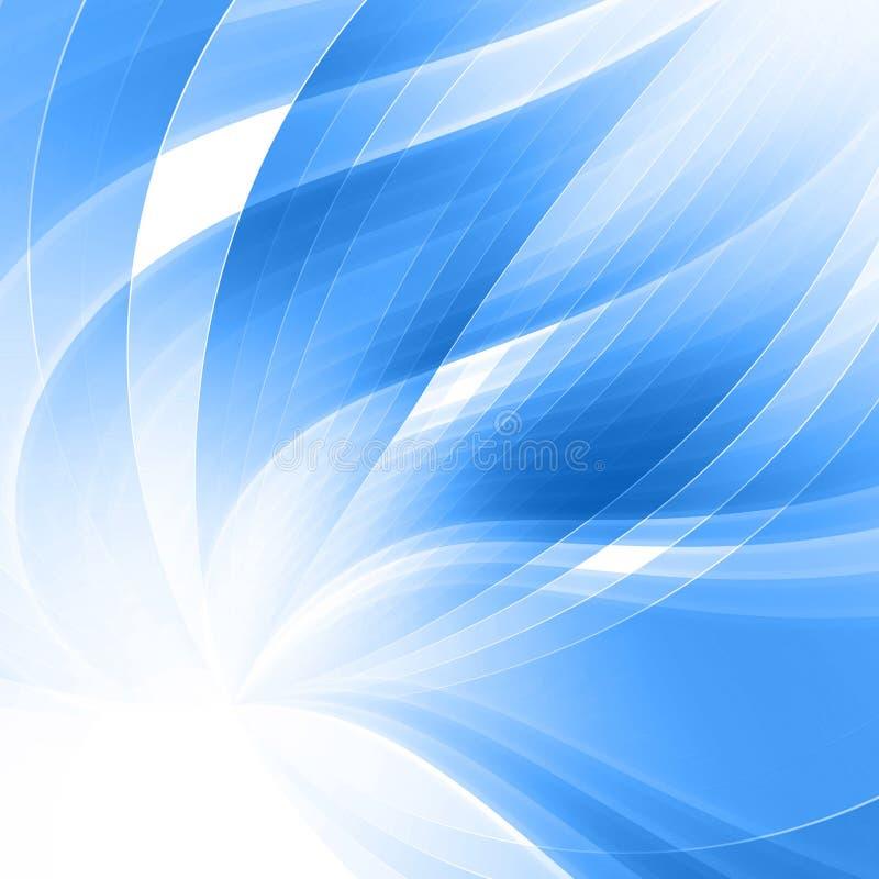 Background blue royalty free illustration