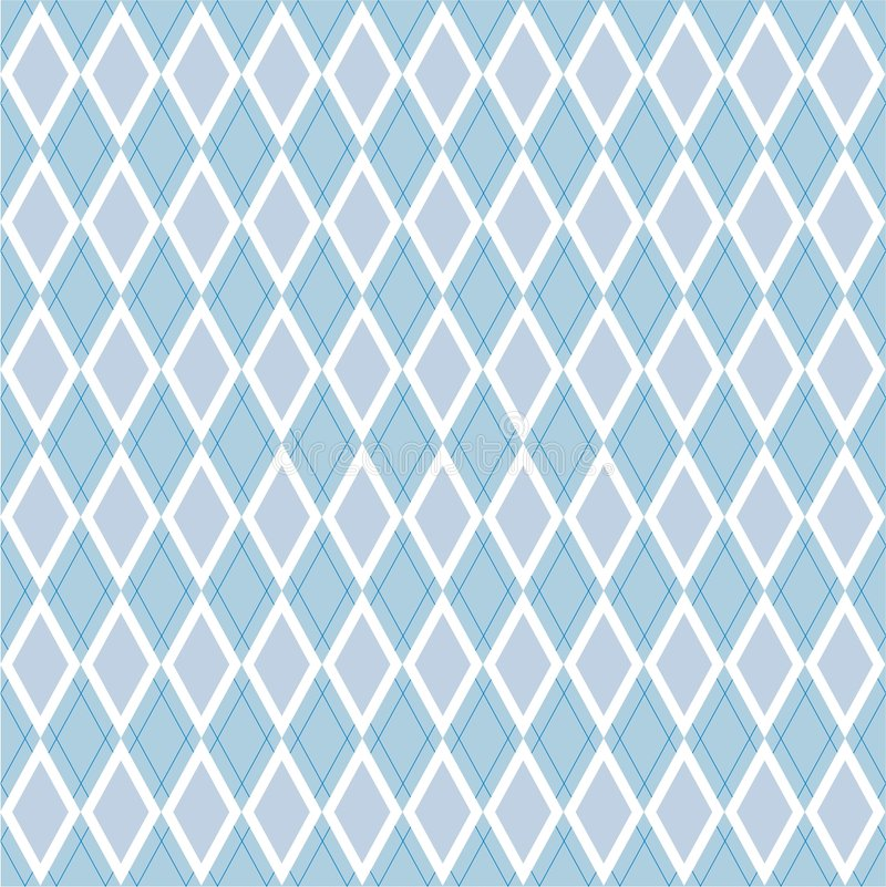 Download Background Blue With Rhombus Stock Vector - Image: 3738387
