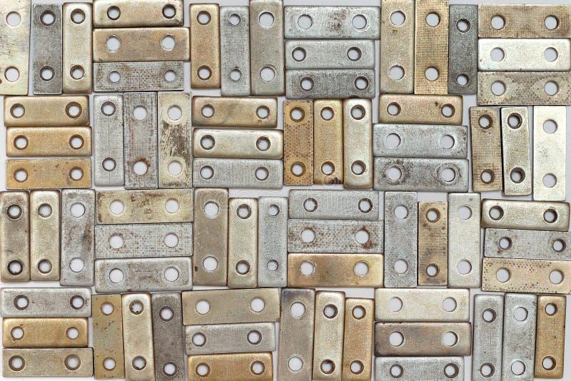 Download Background of brackets stock image. Image of iron, bracket - 16608043