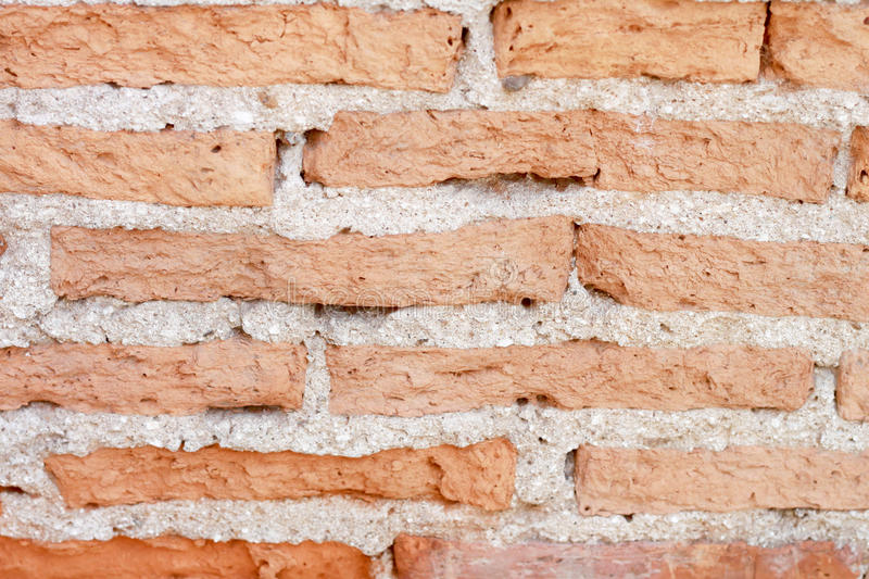 Background of brick wall. royalty free stock photography