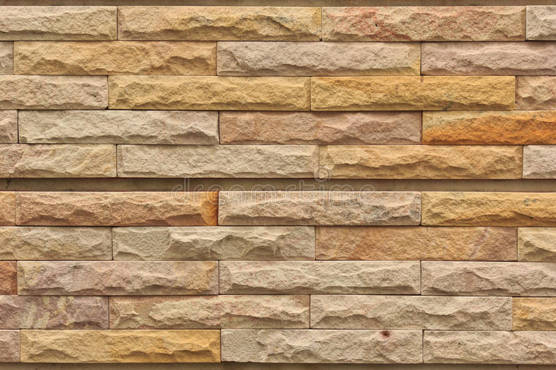 Background of brick wall texture. A Background of brick brown wall texture stock photography