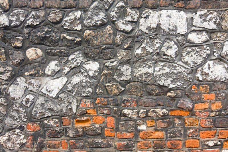 Background of brick wall texture stock photos