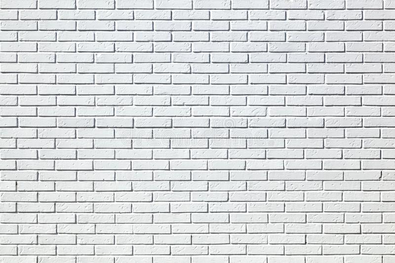Background of bricks wall texture. Background of white bricks wall texture royalty free stock photo