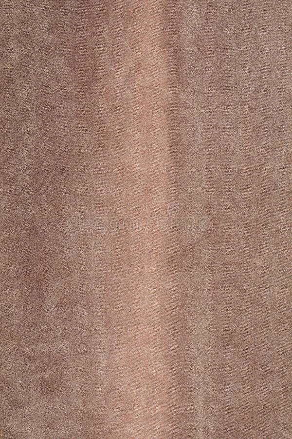 Background with brown texture, velvet fabric, full frame close-up stock photos