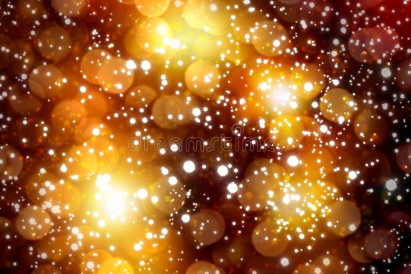 background bulbs christmas defocused image lights διανυσματική απεικόνιση