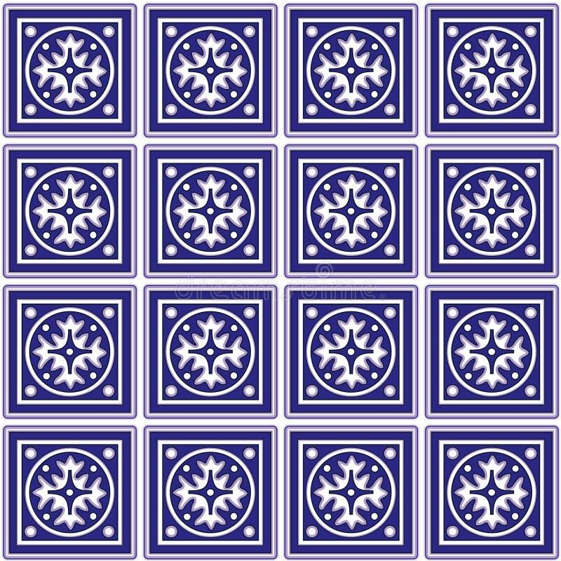 background ceramic mexican tiles бесплатная иллюстрация