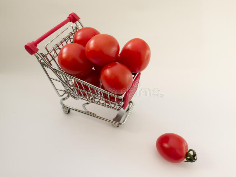 Download Background With Cherry Tomatoes About Healthy Eating, Cooking An Stock Image - Image: 83702459