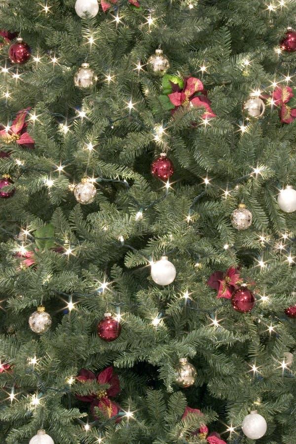 Download Background christmas στοκ εικόνα. εικόνα από φωτισμός, αειθαλής - 47685