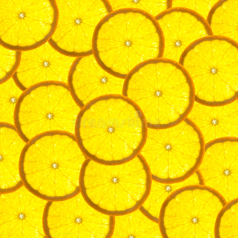 Background with citrus-fruit of orange slices stock photos