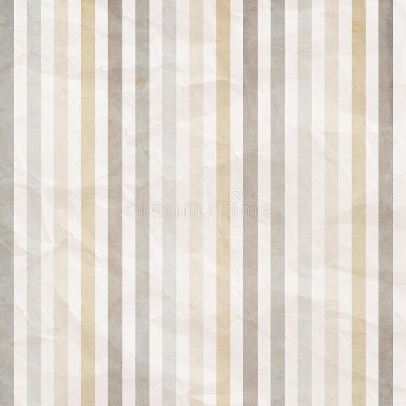 Background with colored brown, grey, whi. Retro stripe pattern - background with colored brown, grey, white vertical stripes royalty free stock images