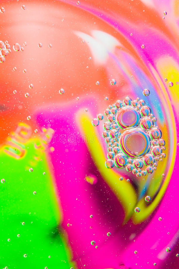 Background Colorful Blur. Abstract Background Colorful Blur and bubble stock photo