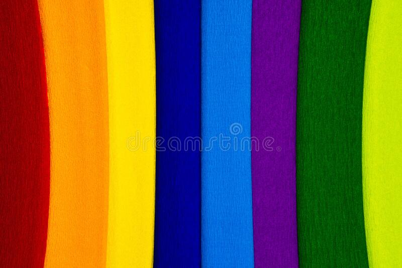 Background Of Colorful Strips Free Public Domain Cc0 Image