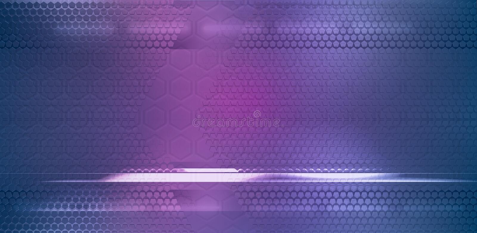 Background creative abstract 3d-illustration royalty free illustration
