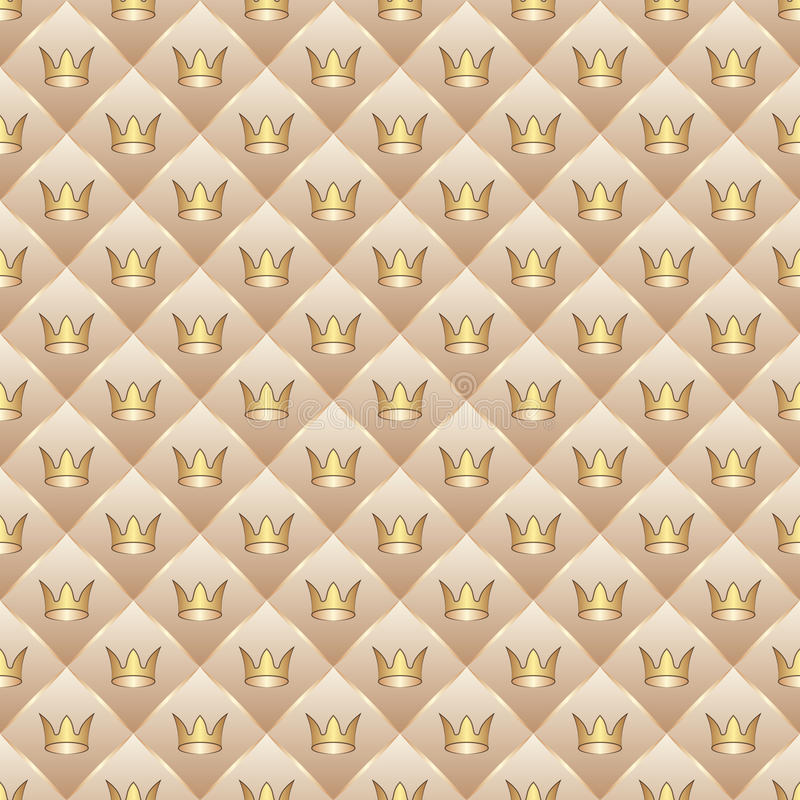 Download Background With Crowns Royalty Free Stock Photo - Image: 27055825