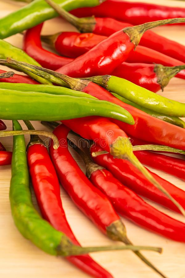 Background culinary vegetable red green hot pepper vertical pattern base website stock photos