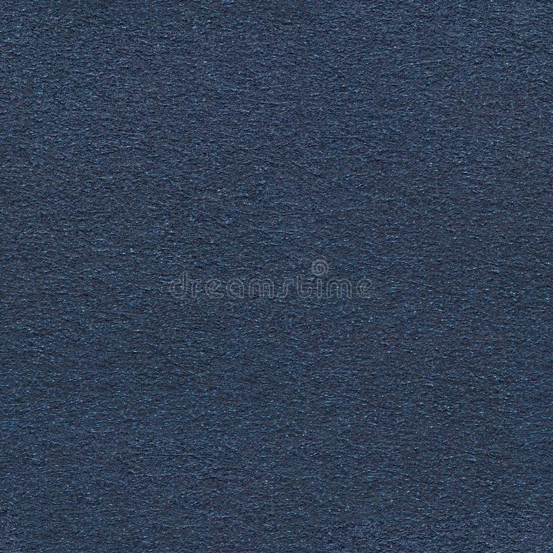 Background of dark blue velvet. Seamless square texture, tile ready. High quality texture in extremely high resolution royalty free stock photo