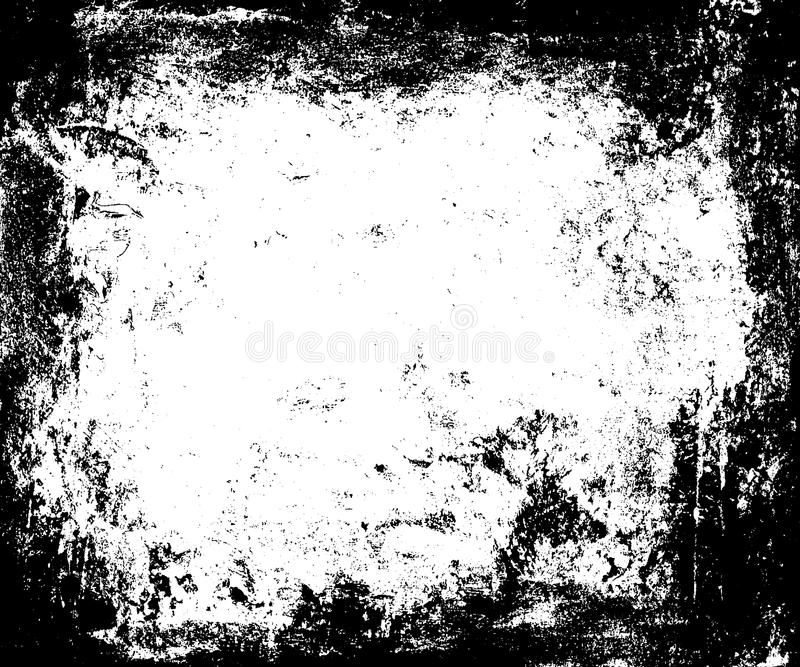 Download background dark gothic old worn rough frame dirty wall background black white