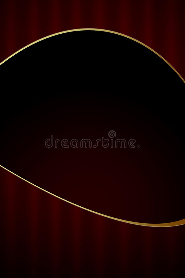 Download Background In Dark Red Colors Stock Illustration - Image: 11772481