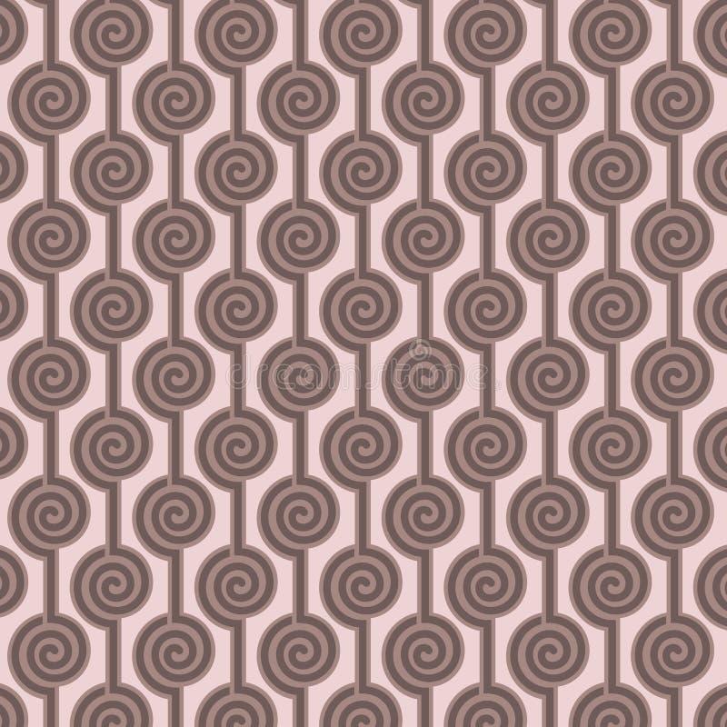 Geometric mosaic, third model stock images