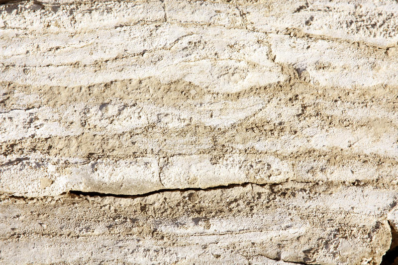 Background of dry parched and cracked soil of the earth. Texture of clay fissures desert royalty free stock image