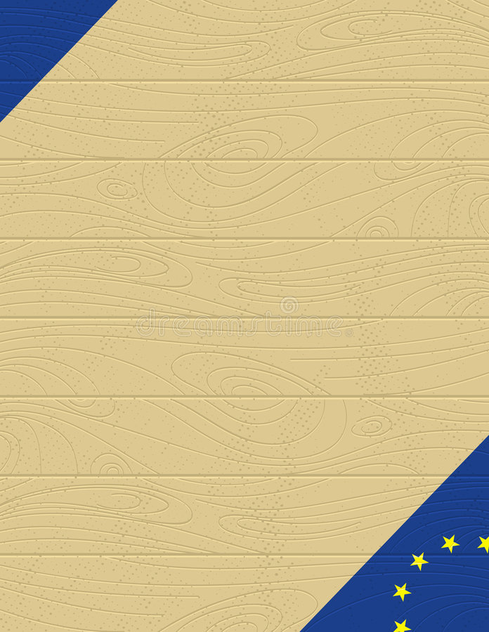 Background with eu banner vector illustration