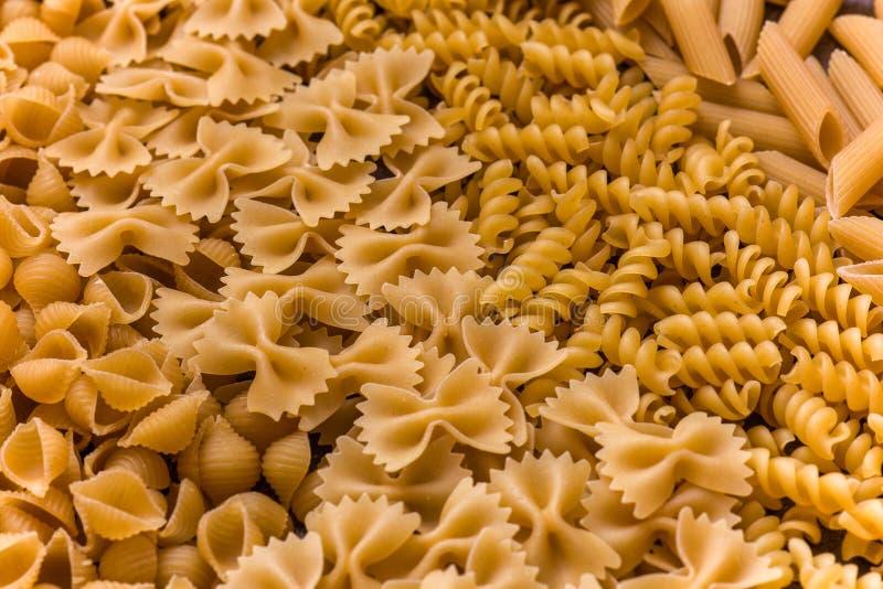 Pasta background royalty free stock image