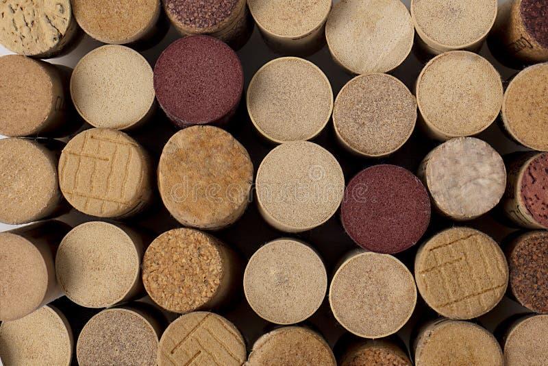 Wine Corkscrew Background stock images