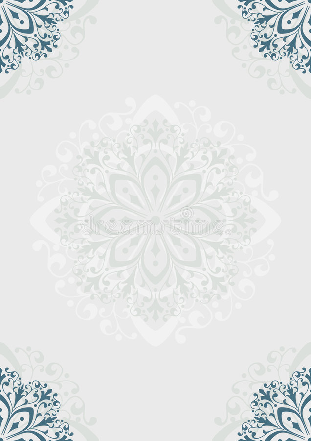 background floral vektor illustrationer