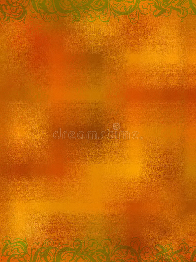 Background floral, rusty royalty free stock photography