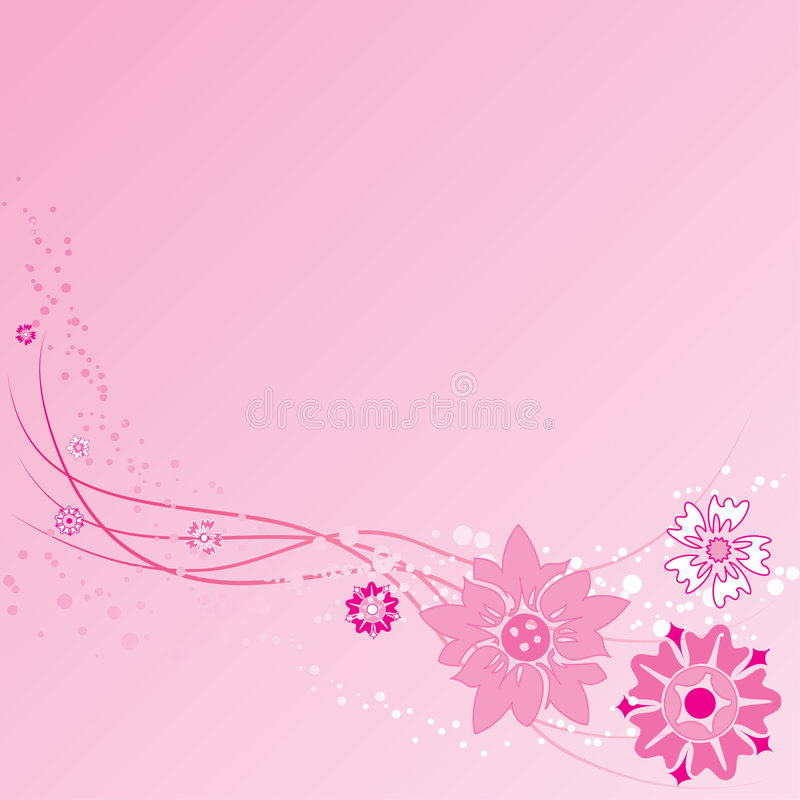 Background flower, elements for design, vector stock photography