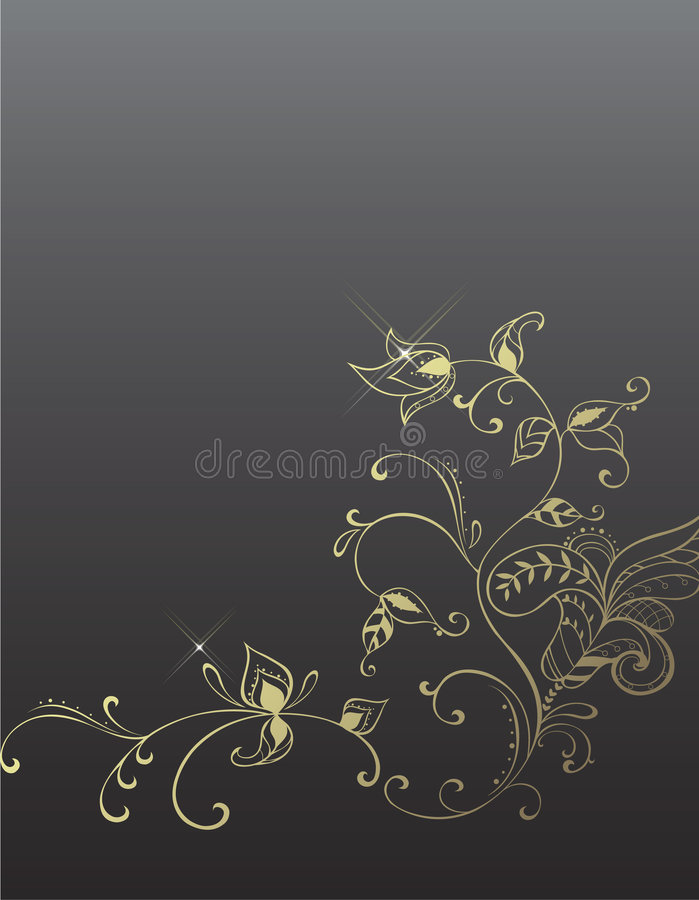 Free Background Flowers Royalty Free Stock Photography - 5903397