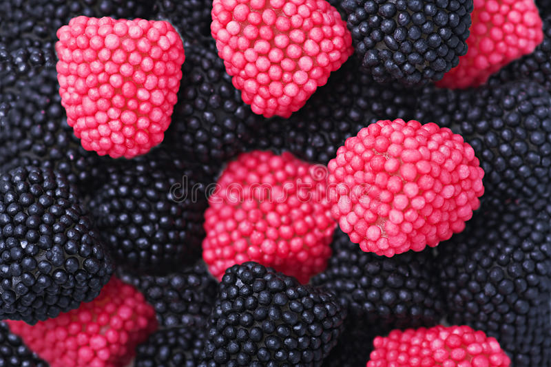 Background in the form of berries stock images