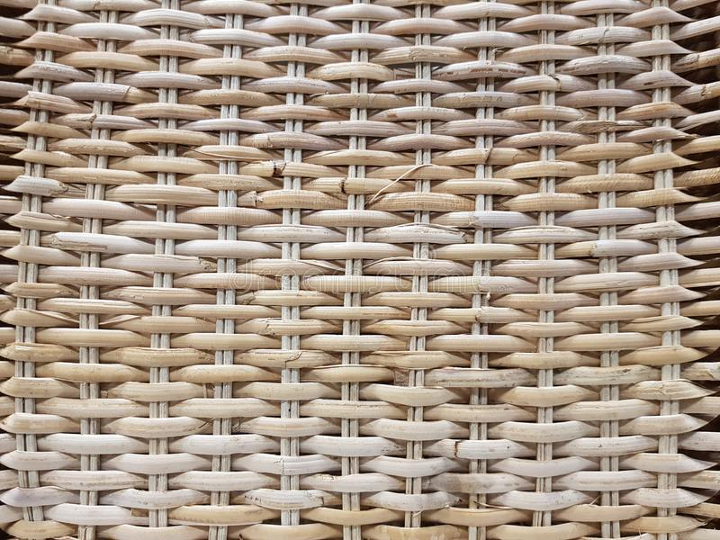 Background in the form of a wicker basket texture. royalty free stock image