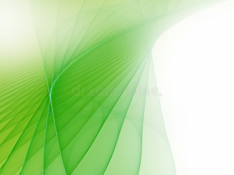 background futuristic green soft απεικόνιση αποθεμάτων