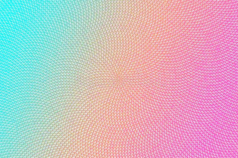 Background geometric illustration and abstract wallpaper,  hypnotic stock image