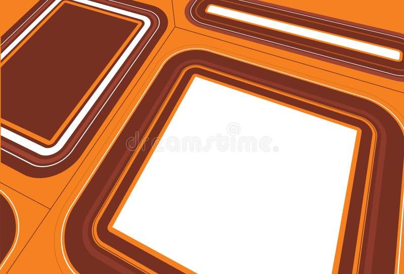 Download Background glaring stock vector. Image of digital, techno - 25688868