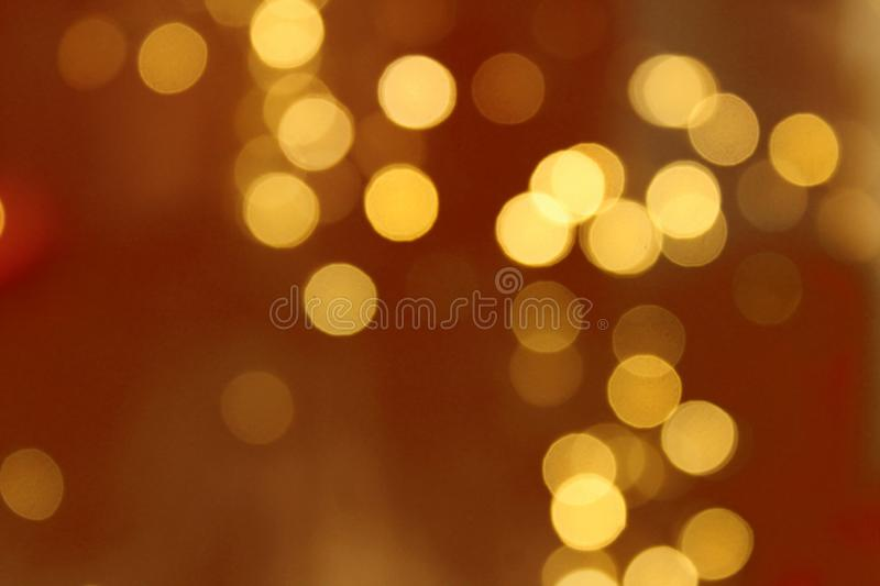 Background with glitter bubbles celebration 2020 merry xmas Happy new year christmas golden blur bokeh gold stock images