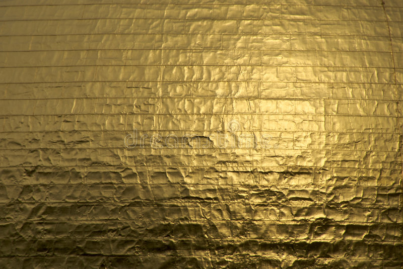 Background of gold