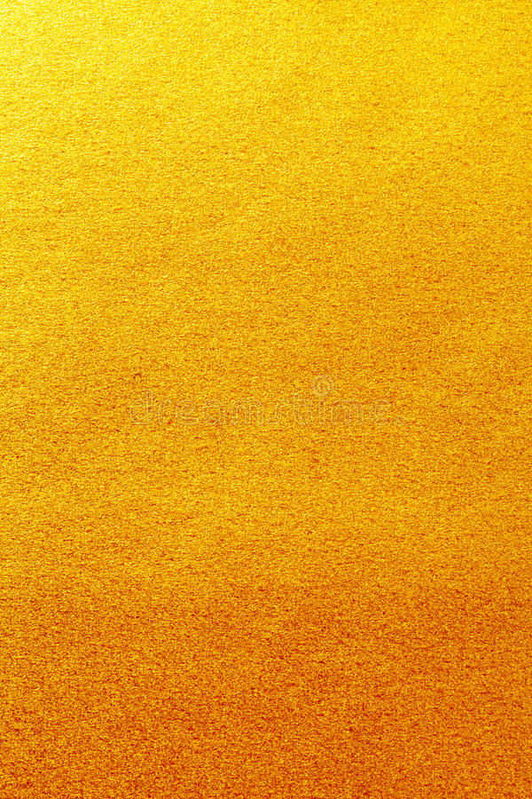 Background of golden shaded paper, place for text stock images
