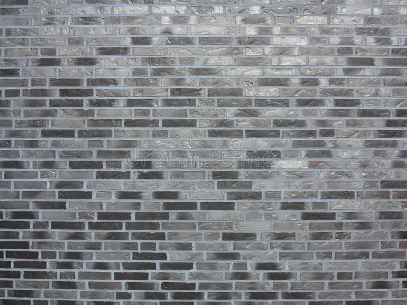 Background Of Gray Brick Wall Texture Stock Photo Image