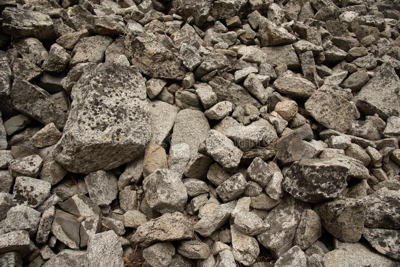 Background of gray texture rock formations. royalty free stock photos
