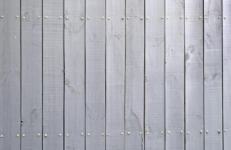 Background of gray wooden boards stock photography