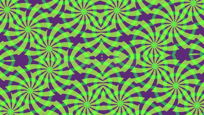 Background with Green purple elements stock photos