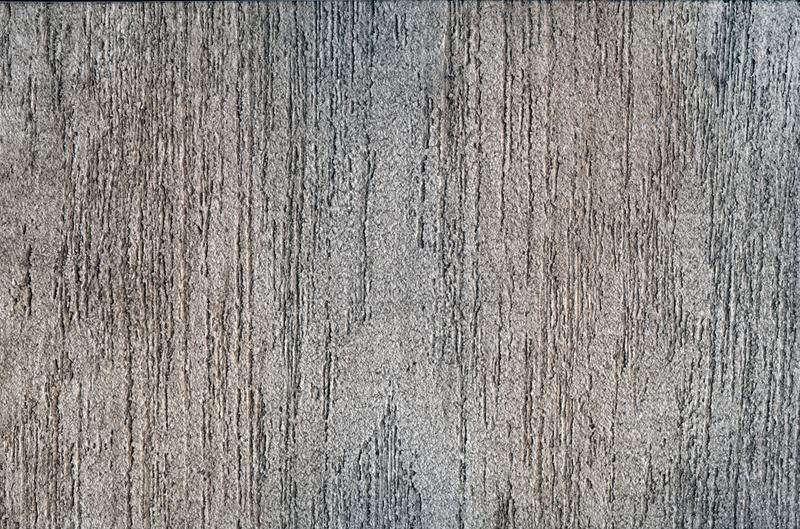 Background - grey plaster in stripes, decorative coating royalty free stock photography