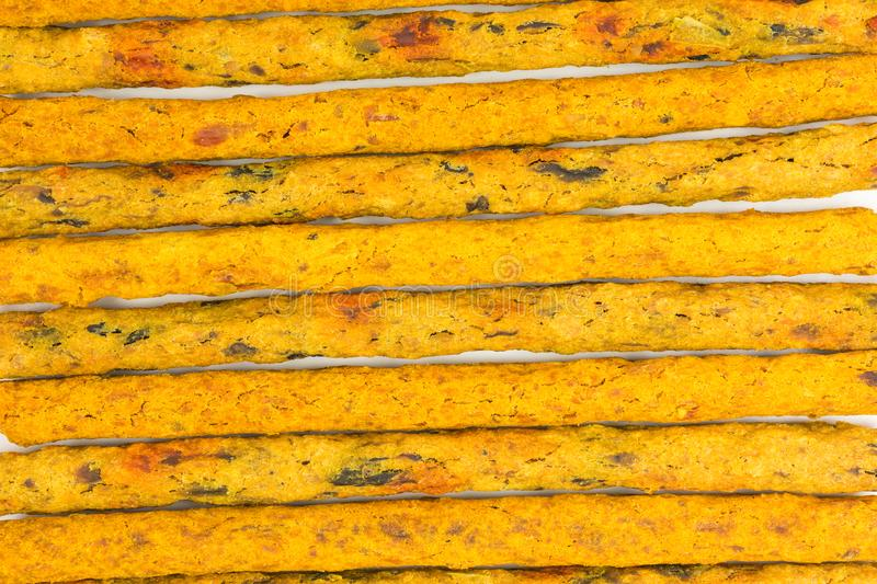 Snack vegetable sticks royalty free stock images