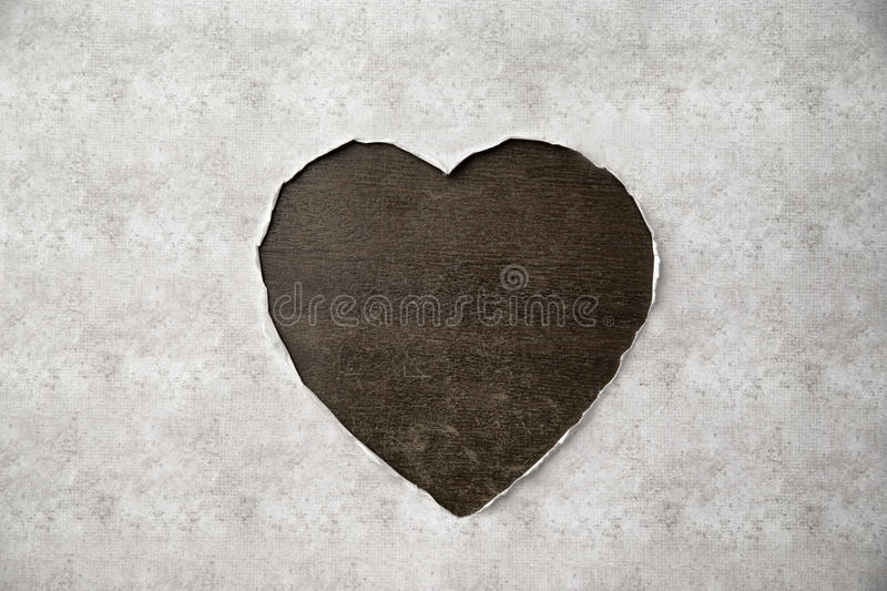 Background with heart for Valentine's day royalty free stock photos